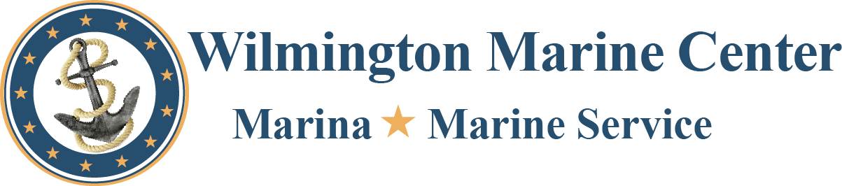 Wilmington Marine Center and Marine Service Logo