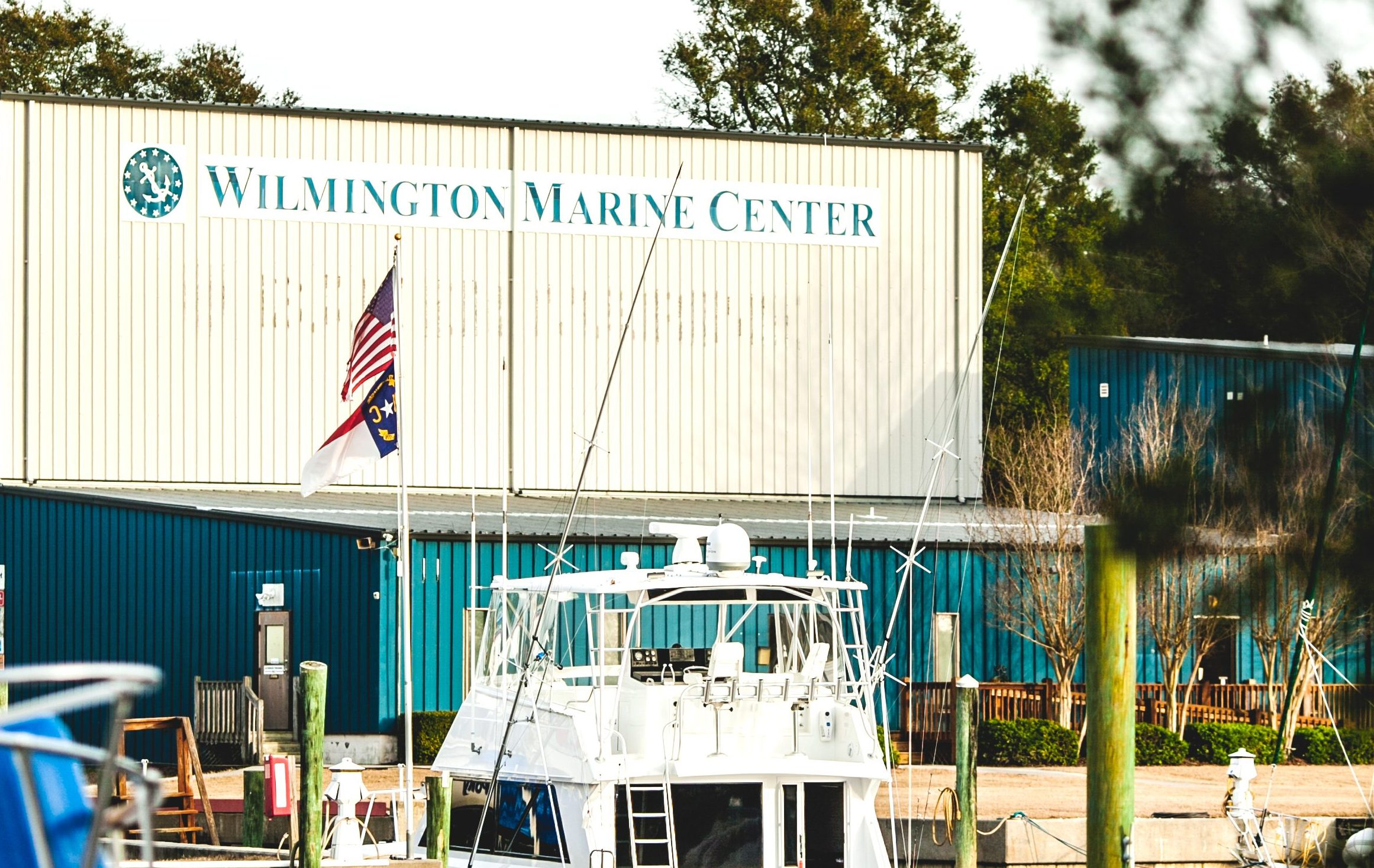 wilmington marine center office