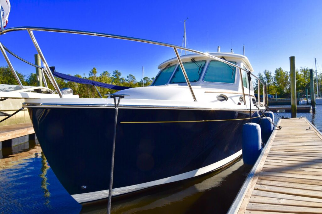 Wilmington Marine - Boat Repair and Storage