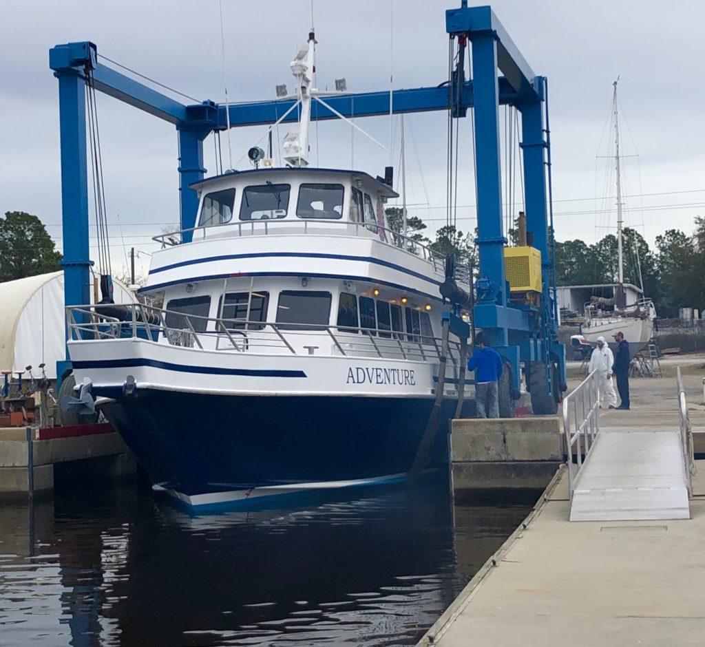 bald-head-island-ferry-maintenance