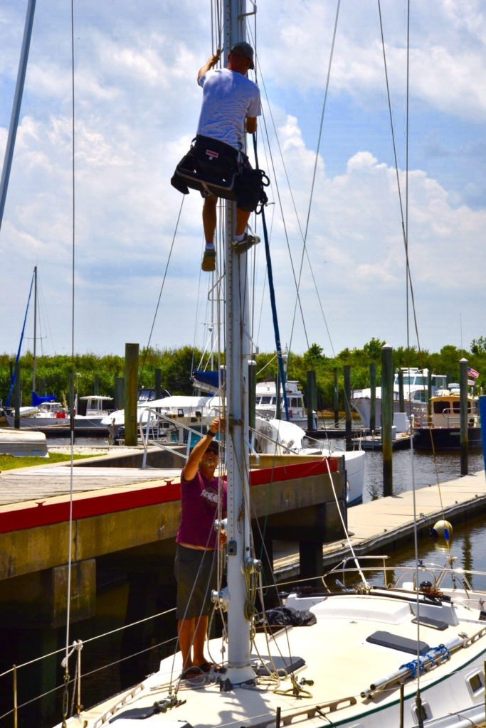 sailboat-rigging-wilmington-nc